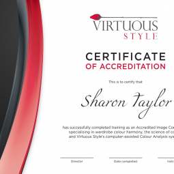 Virtuous Style Certificate A4 June 2019 v1a PROOF