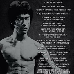 15 Motivational Bruce Lee Quotes A3 2021
